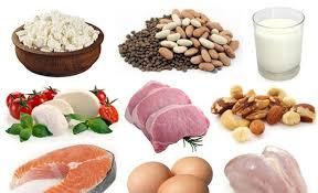 پروتیئن - میزان پروتئین لازم بدن برای جلوگیری از ریزش مو!