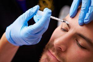 Botox Male 300x200 1 - با تزریق بوتاکس با اخم هایتان خداحافظی کنید