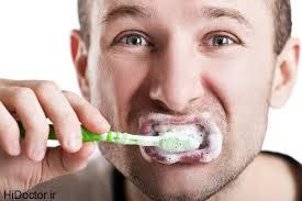 مسسس - اشتباه متداولی که در هنگام مسواک زدن انجام می دهید!