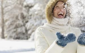 سالم ماندن در زمستان