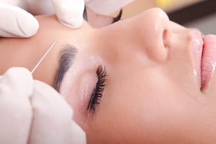 Face Botox Injections - رفع چروک های نگران کننده ی پیشانی