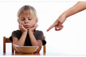 با کودک بد غذایم چه کنم!