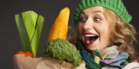 سبزی 480x240 - 15 پیشنهاد کم کالری، برای افرادی که سالم زندگی می کنند!
