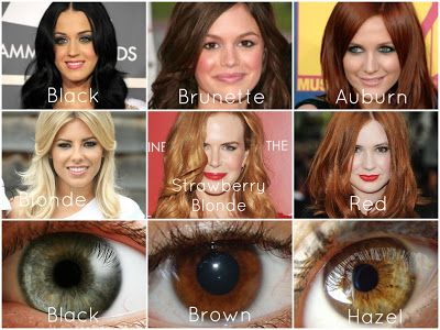a3c1d672c9c7784ce970443798b7817b - چگونه رنگ موی سازگار با چهره خود را انتخاب کنیم