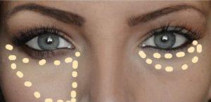 4 300x146 - 10 نکته آرایشی که قبلا هیچ کس به شما نگفته به همراه فیلم آموزشی آرایش چشم