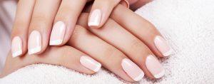 French Manicure at Home 4 300x118 - درباره مانیکور چه میدانید؟