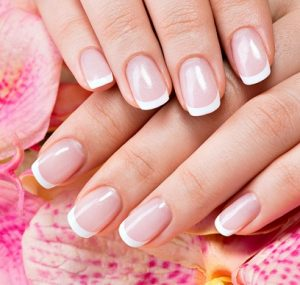 French manicure how to 300x285 - درباره مانیکور چه میدانید؟