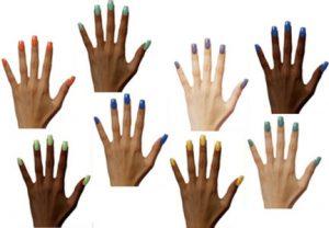 Matching nail colour to skin tone part 2 300x208 - درباره مانیکور چه میدانید؟