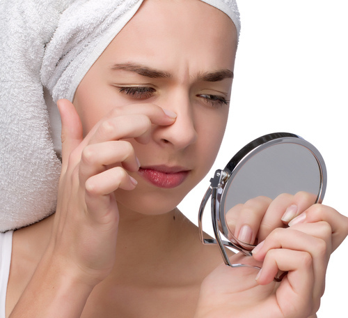 how to get rid of blackhead fast home remedies - چطور از شر جوش های سر سیاه خلاص شوم؟!