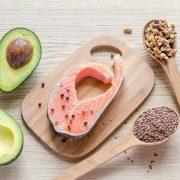 foods healthy fats 180x180 - 10 ماده غذایی چرب اما سالم
