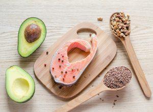 foods healthy fats 300x220 - 10 ماده غذایی چرب اما سالم
