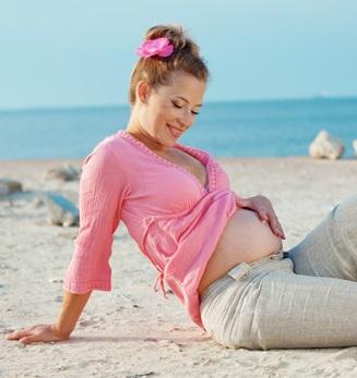 2 14 - آیا می توان در دوران بارداری برنزه کرد؟!