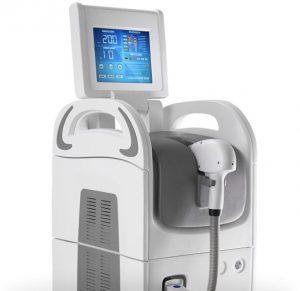 Laseway xl pro diode laser hair removal machine 300x291 - مقایسه لیزر دایود و لیزر آپوجی الیت در از بین بردن موهای زائد