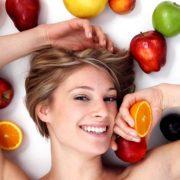 glowing skin 180x180 - مواد غذایی مناسب برای پوستی لطیف و سالم