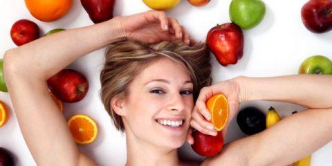 glowing skin 480x240 - مواد غذایی مناسب برای پوستی لطیف و سالم