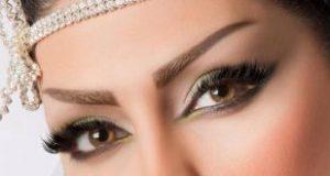 چشم 300x160 - بهترین آرایش چشم ، گام به گام