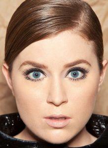 Makeup for Big Eyes Solution6 219x300 - بهترین آرایش چشم ، گام به گام