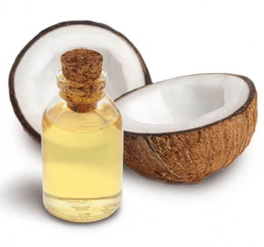 oleo de coco - کرم دور چشم و تهیه آن در خانه در 1 دقیقه