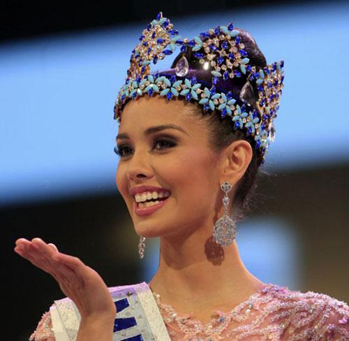 دختر شایسته - ملکه زیبایی و اهدای جایزه ویژه به دختری شایسته