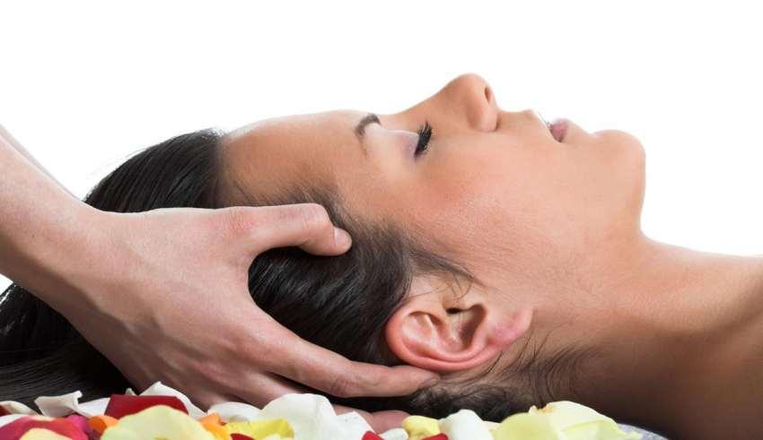 سر - ماساژ درمانی، رهایی از استرس و فشار عضلانی!