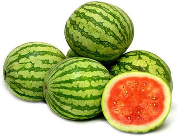 Watermelons - بهترین میوه ها برای کاهش وزن