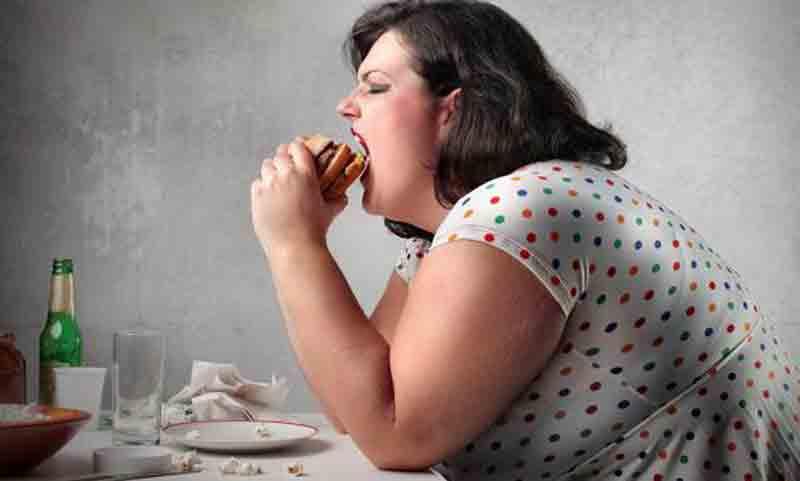 fatty dailyt sun - 4 اشتباه رایج که شما را چاق میکند!