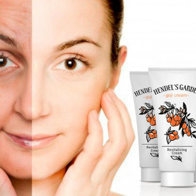 goji cream original - بررسی کرم گوجی هندلز گاردن، معجزه ای در ترمیم و بازسازی پوست صورت!!!