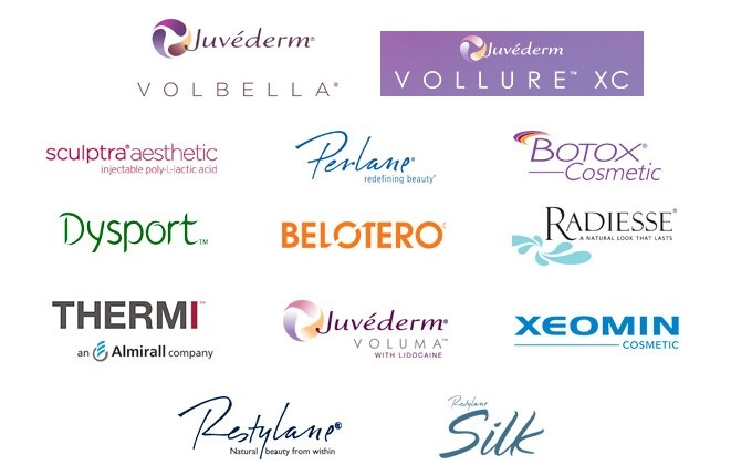 different fillers and injectors - خدمات نوین تزریق پی.آر.پی PRP در بهترین مراکز تخصصی زیبان (تهران اسکین)