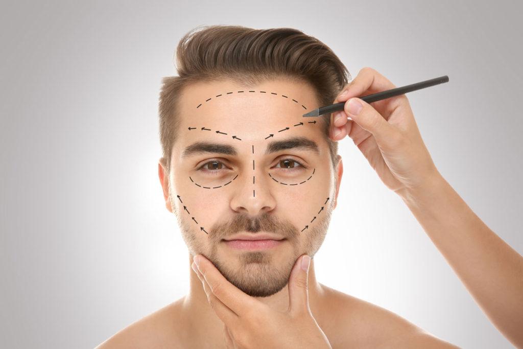 130 1024x683 - بوتاکس صورت مردان   تزریق بوتاکس خط اخم   بوتاکس پیشانی