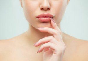 The close up shot of woman lips 1 300x209 - برطرف کردن موهای زائد پشت لب| با سیبیلاتون خداحافظی کنین| بهترین مرکز لیزر موهای زائد پشت لب