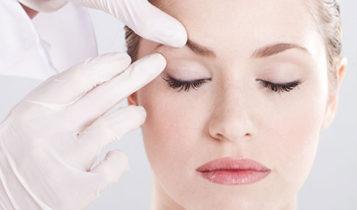 eyebrow lift 357x210 - عوارض جانبی تزریق بوتاکس | بهترین مرکز تزریق بوتاکس در شیراز